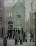 ls Lowry The Arrest
