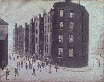 l.s. lowry painting