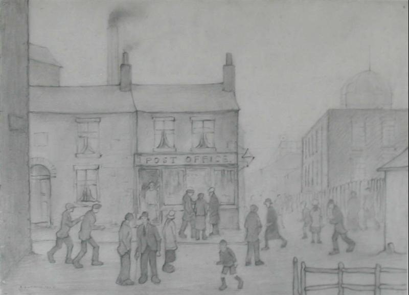 lowry, post office