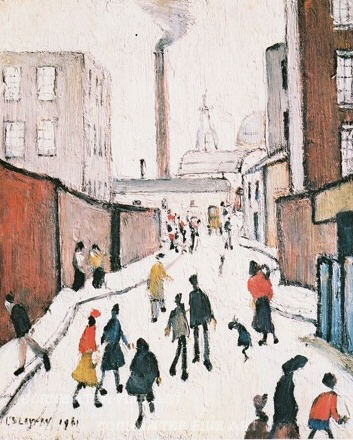 Ls Lowry Powerpoint | LSLowry Paintings